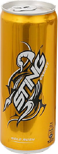 330ml Sting Energy Drink