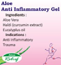 Aloe Anti Inflammatory Gel