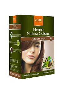 Brown Henna Natura Color