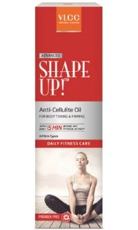 Shape Up Body Sculpting Cellulite Reduction Oil