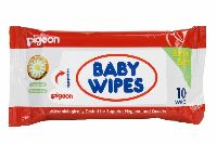5 In 1 10 Pcs Chamomile Pigeon Wipes