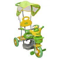Mee Mee Tricycle -frog Design Green