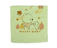 Lemon Baby Hand Towel