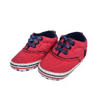 Red Baby Soft Shoes
