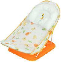 Orange Mastela Bather Baby Bath Pillow Seat