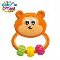 Baby Senses Easy Grasp Bear Toy