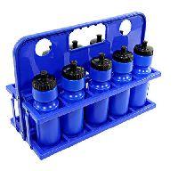 Plastic Bottle Carrier For 10 Bottle