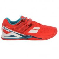 Babolat Propulse Bpm Clay Tennis Shoes-red