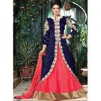 Fancy Net Lehenga