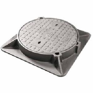 Cast Iron Round Manhole Cover