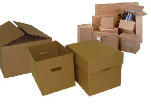 Corrugated Industrial Boxes