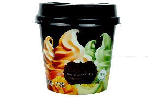 Disposable Paper Ice Cream Cups
