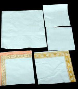 Dry Tissue Paper