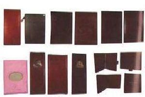 Leather Menu Folders