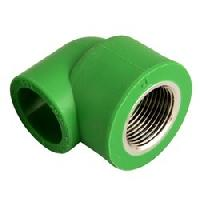 PPR Female Threaded Pipe Elbow