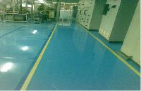 Epoxy Self Level Flooring