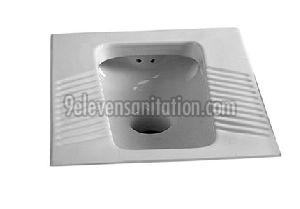 500mm Orissa Squatting Pan Toilet Seat