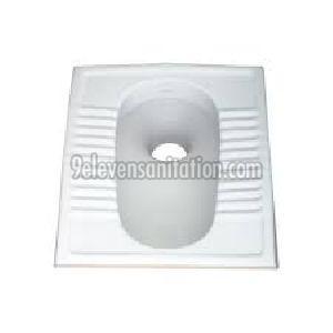 580mm Orissa Squatting Pan Toilet Seat