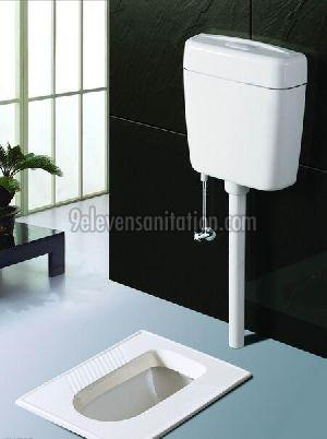Twice Squatting Pan Toilet Seat