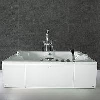 Whirlpool Bathtub - Dew