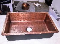 4003 Undermount Copper Kitchen Sink
