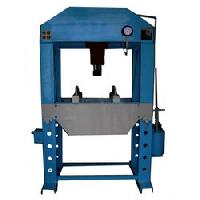 Hydraulic Press For Foot Ring Forging