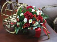 Bullock Cart Bouquet