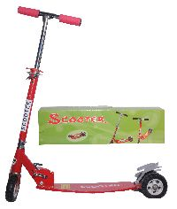 Asian C4 Tractor Wheel Scooter