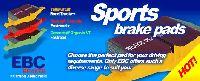 Ebc Brake Pads