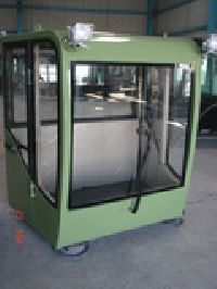 Agricultural Equipment Operator Cabin