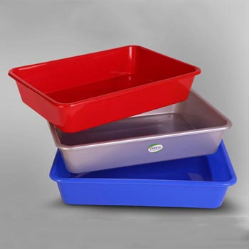 Plastic Colored Master Trays