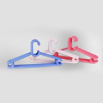 Plastic Mens Cloth Hangers