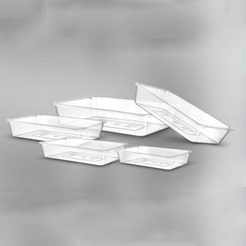 Plastic White Master Trays