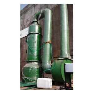 Electroplating Scrubber