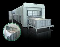 Serial Glass Bending Machine