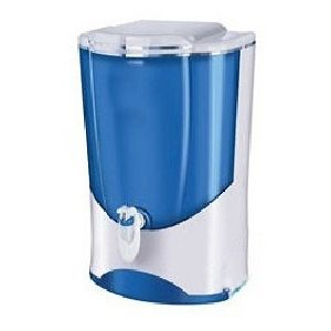 Silver & Blue Ro Water Purifier Cabinet