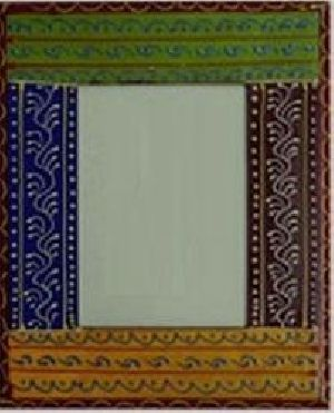 Painted Wooden Photo Frames