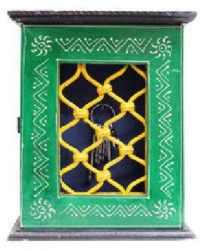 Wooden Key Holder Boxes