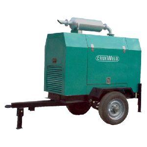Diesel Powered Silent Welding Generators