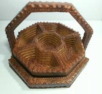 Wooden Spring Tray