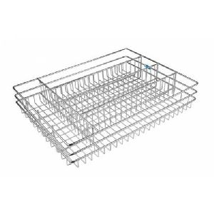 Stainless Steel Cutlery Baskets