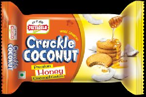 Crackle Coconut