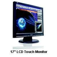 Desktop Resistive LCD Touch Monitor