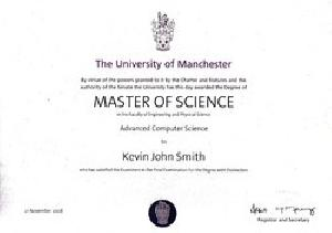 Degree Certificate Printing Services