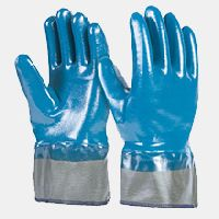 Suported Medium Dipped Gloves