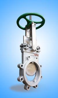 pneumatic knife gate valves