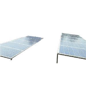 Commercial Solar Power Plant