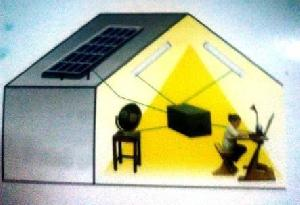 Solar Home Lighting Inverter
