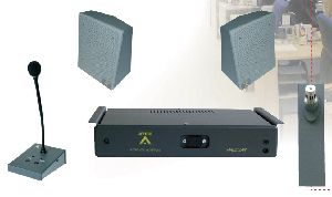 Magellan Counter Intercom System