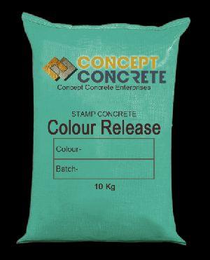 Colour Release Agent
